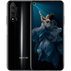 Honor 20 (6GB/128GB) Dual Sim LTE Black